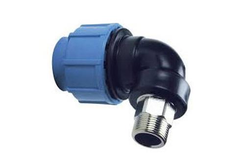 PP & HDPE Elbow Male Threaded Off Take Manufacturer