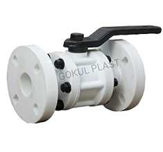 PP Industrial Ball Valves Manufacturer
